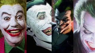 Jokerhairstyle