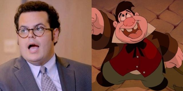 josh gad beauty and the beast