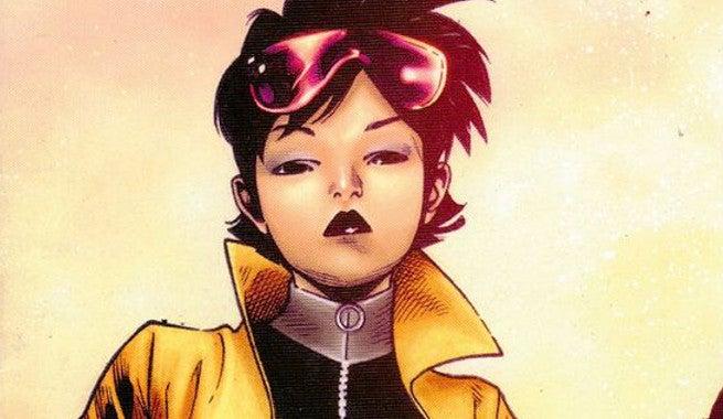 Lana Condor Cast As Jubilee In X Men Apocalypse