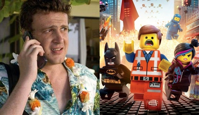 Lego Movie Spinoff From Jason Segel & Iron Man 3 Writer In The Works