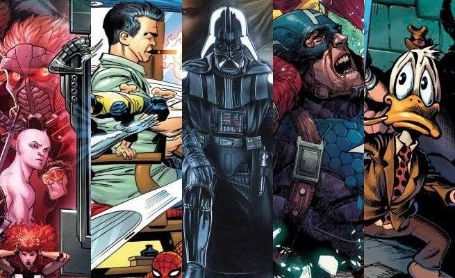 marvel comics june 2015