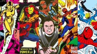Marvel Team Up Banner