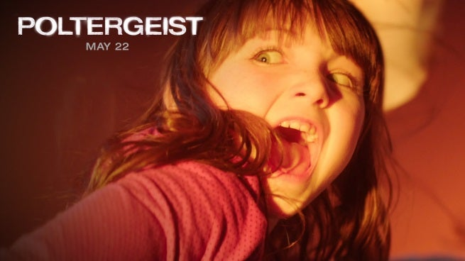 Poltergeist Reboot First TV Spot Released