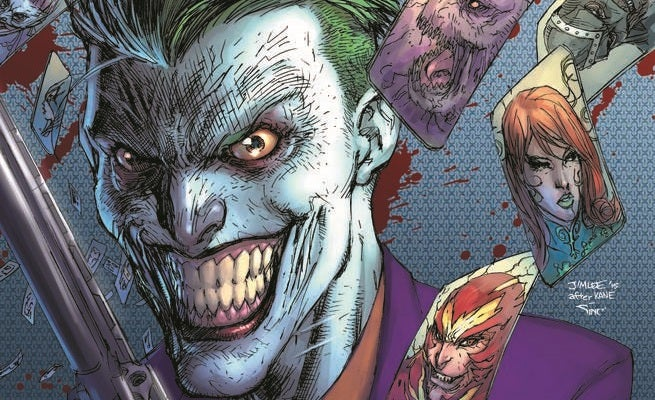 exclusive  dc comics announces joker variants