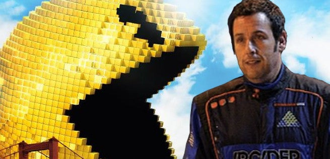 First Footage From Adam Sandler's Video Game-Inspired Film Pixels