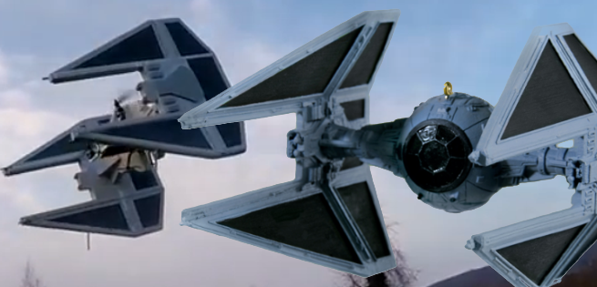 Defeat The Rebel Alliance With Rc Tie Interceptor