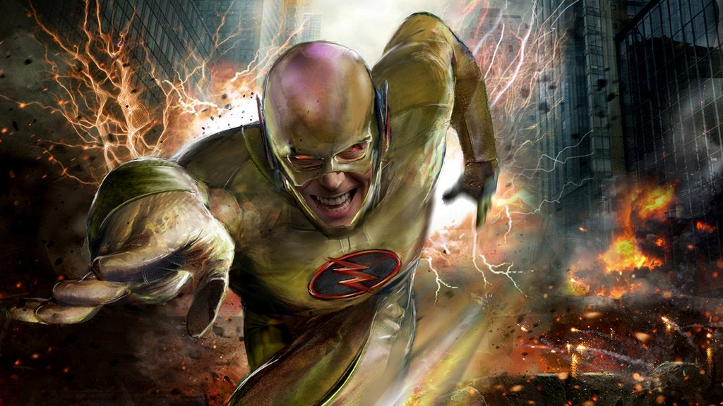 Flash Reverse Flash Dancing Watch The Flash Reverse