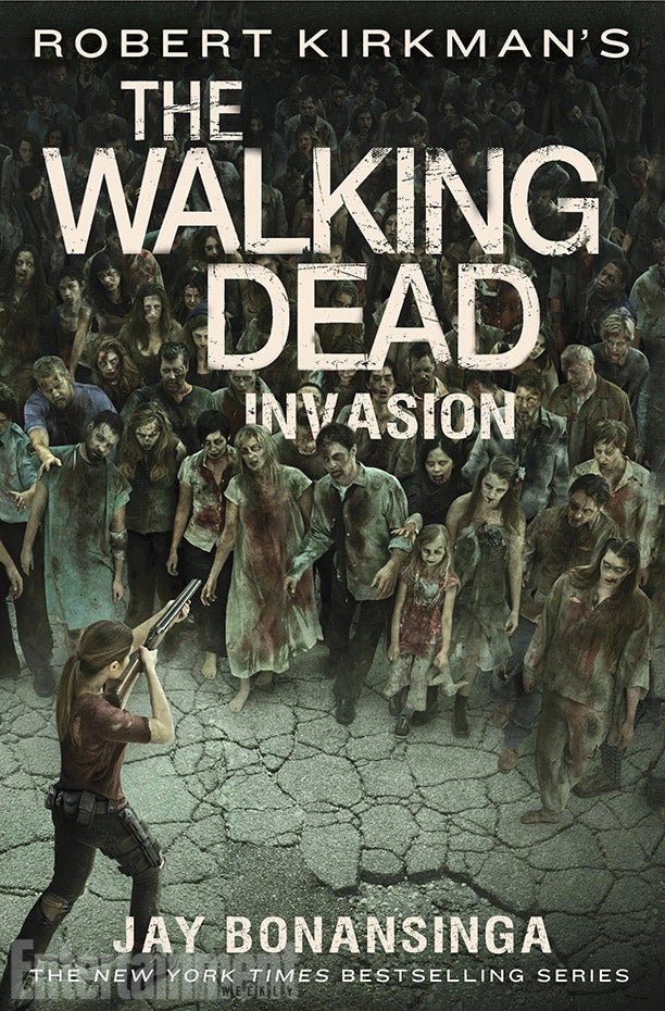 book of the walking dead