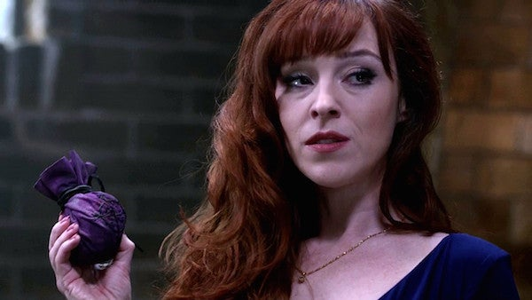 ruth connell sherlock