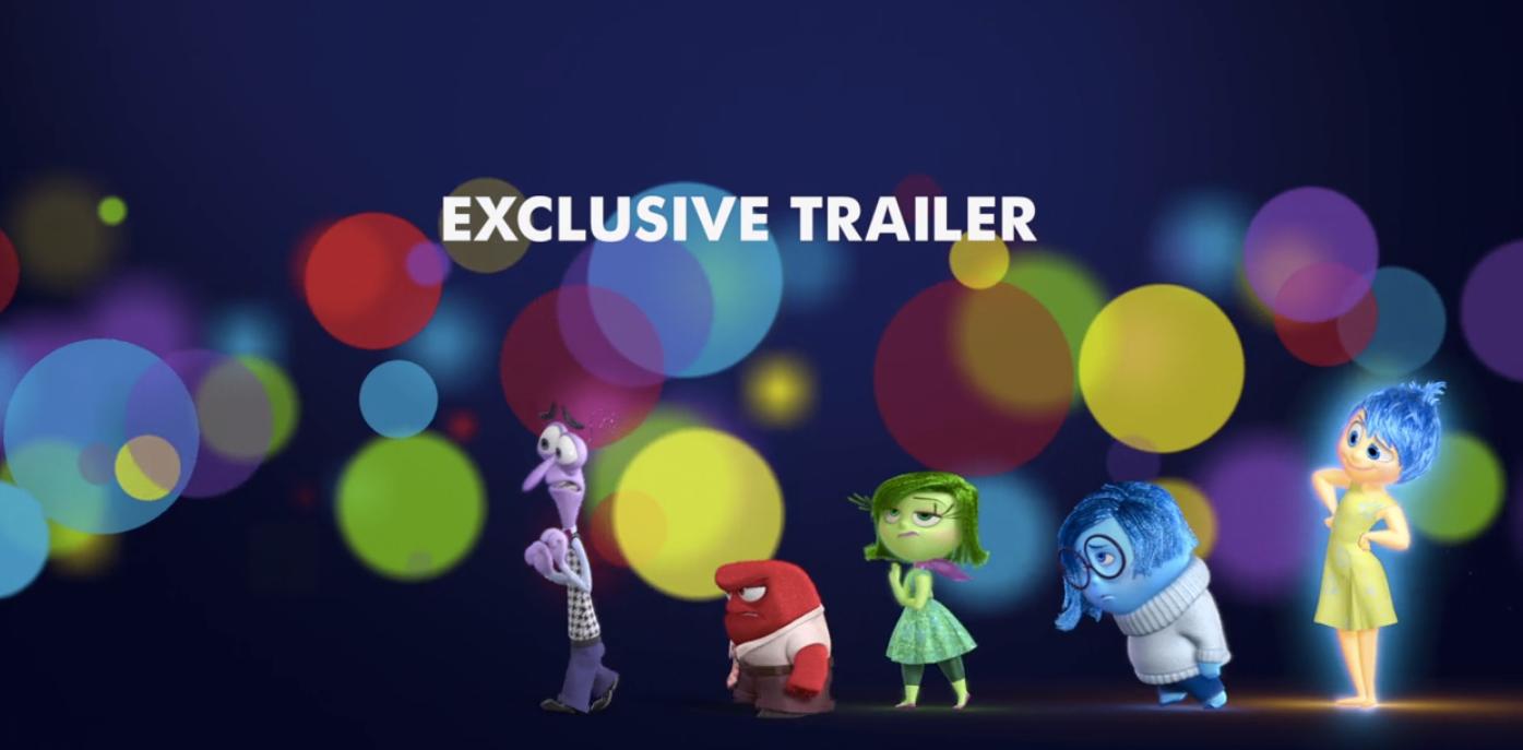 Pixar Teases New Inside Out Trailer