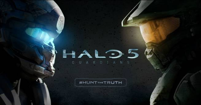 Got their first glimpse at the game s next installment halo 5