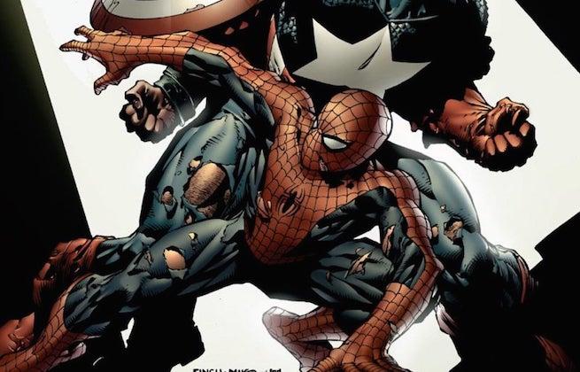 Spider-Man New Avengers