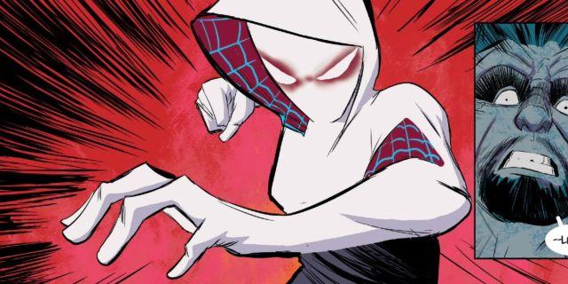 Spider-Women - Spider-Gwen