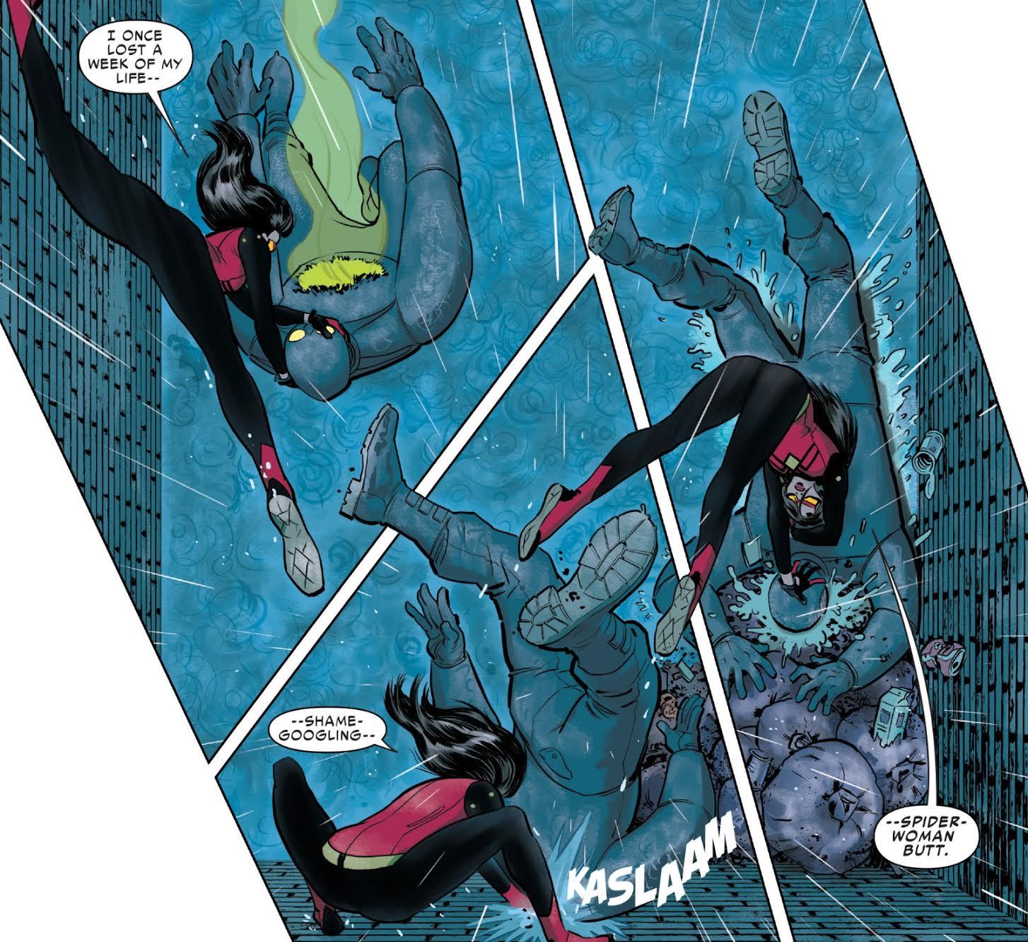 Spider-Women - Spider-Woman