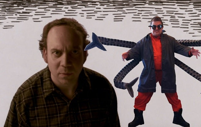 Patton Oswalt: The Best Comic Book Movie of the Century is American Splendor