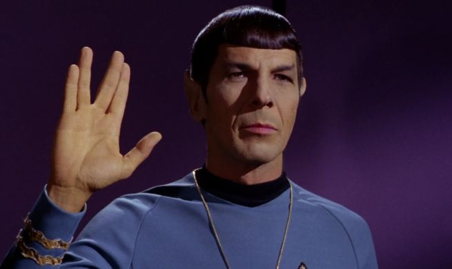 Are Leonard nimoy as spock