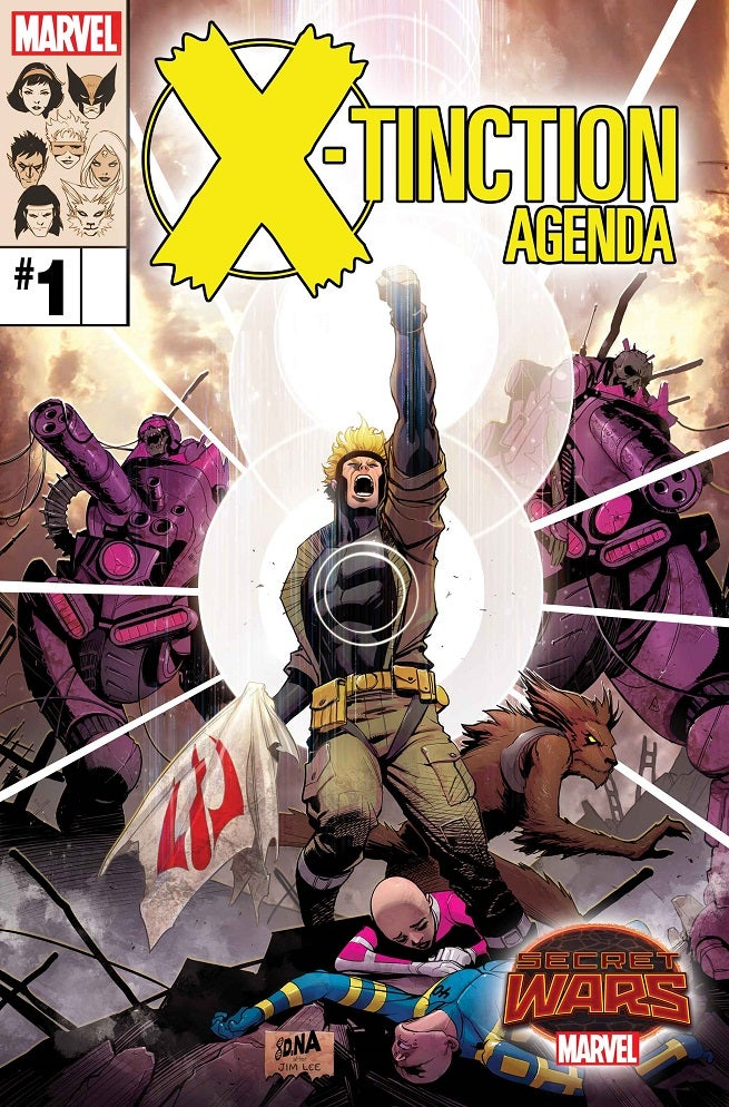 EXCLUSIVE: Marvel Announces X-Tinction Agenda With Marc Guggenheim ...