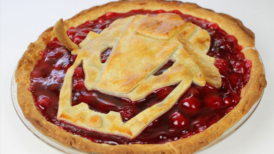 Avenge Pi Day With Ultron Pie