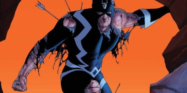 Uncanny Inhumans 0 Cover top