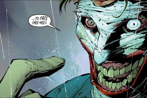 Five Craziest Looks For The Joker Ever
