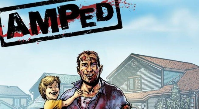 Amped Superhero Series Heading To TV And Vertigo Comics From Supernatural Creator