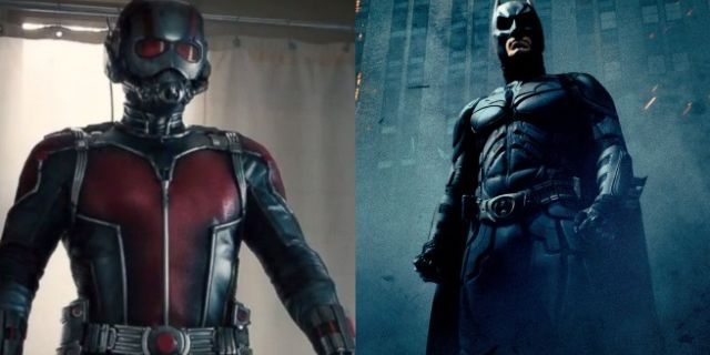 ant-man v batman