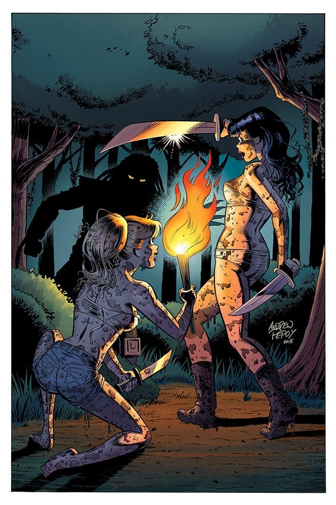 Archie vs Predator 4 Andrew
