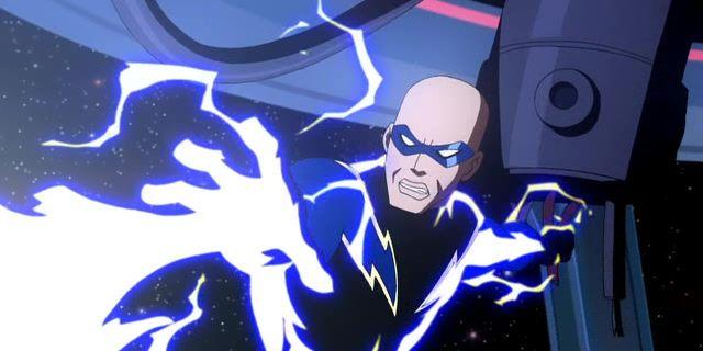 Black Lightning Crisis on Two Earths