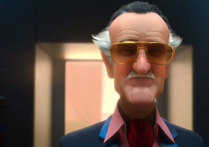 Stan Lee Guardians Of The Galaxy Comic