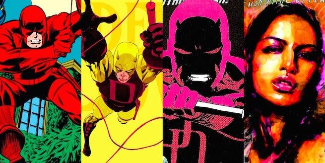 Daredevil Under Radar banner