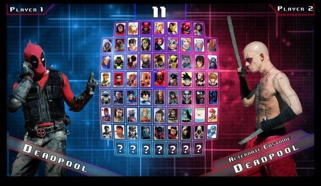 New Deadpool Fights X-...