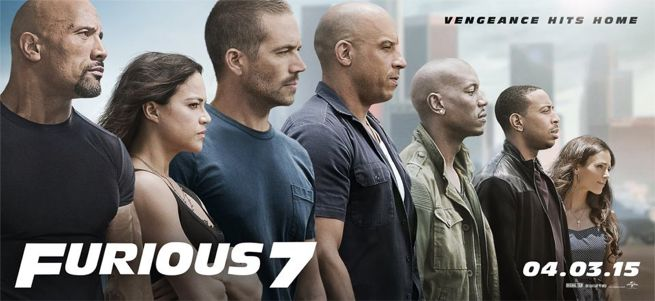 Furious 7 Generates $52.5 Million In Home Entertainment Sales In Its First Week Of Release