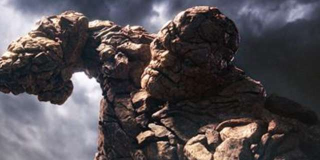New Fantastic Four Image Of The Thing In Action!