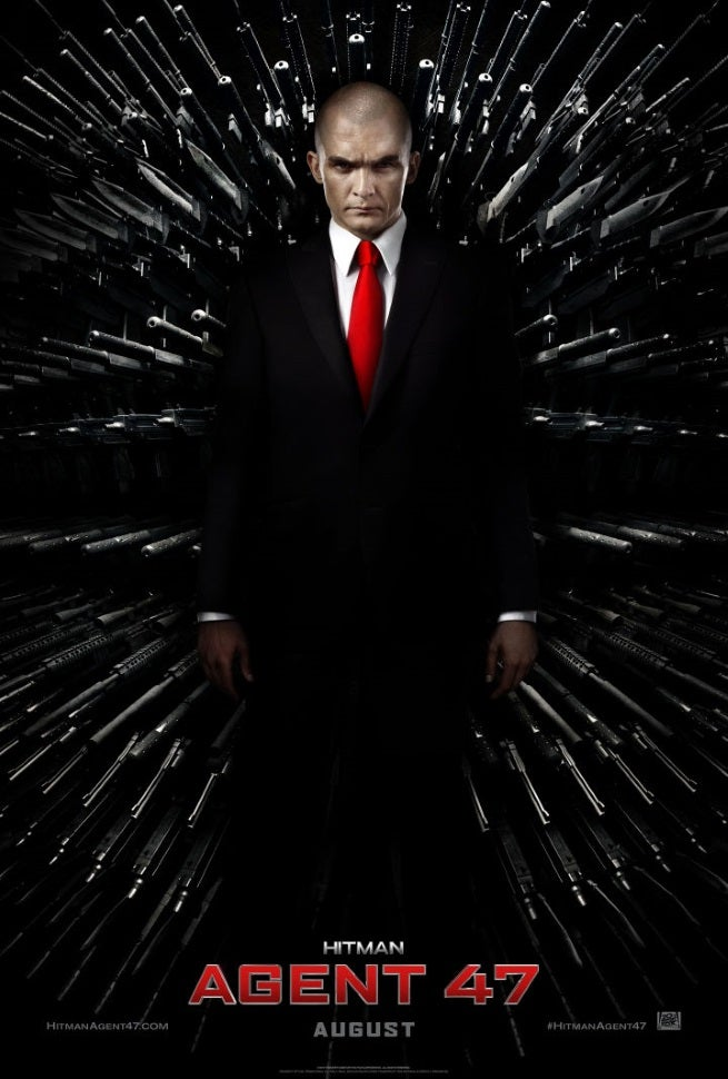 Hitman Agent 47 Poster Released