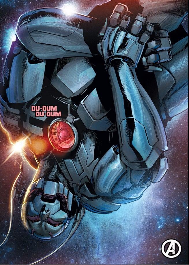 Ultron's Heart