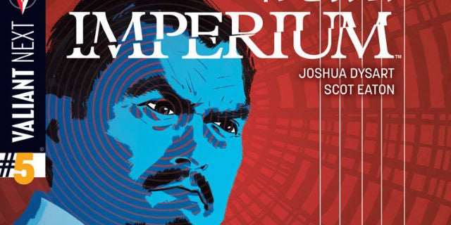 IMPERIUM 005 COVER-A KANO