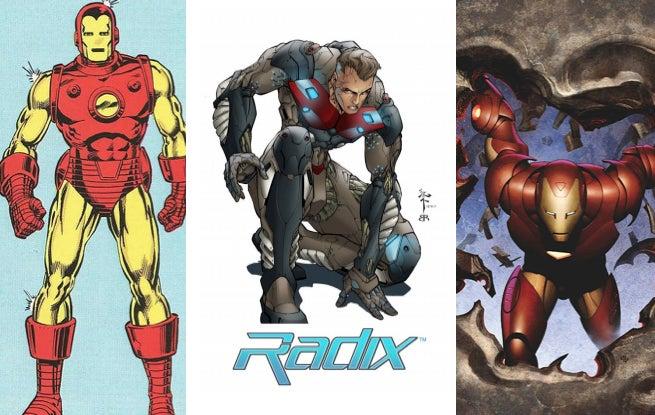 Radix Comic