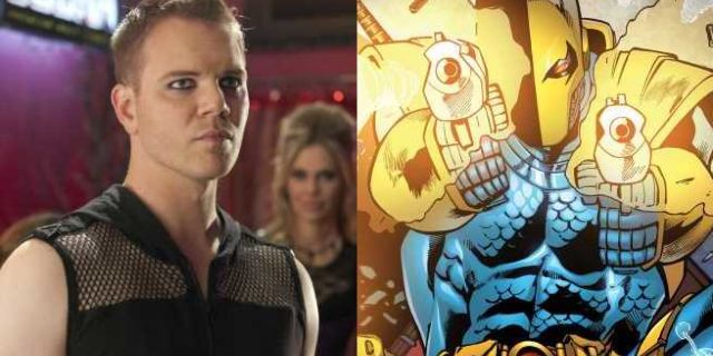 jim parrack deathstroke