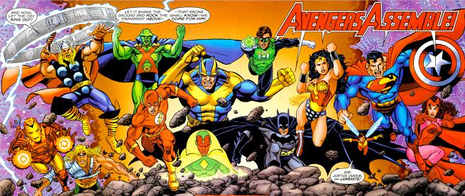 jla avengers assemble