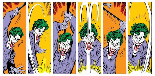 Joker Kills Robin