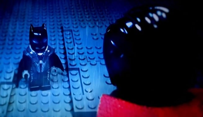 Batman V. Superman: Dawn Of Justice Trailer Done In LEGOs