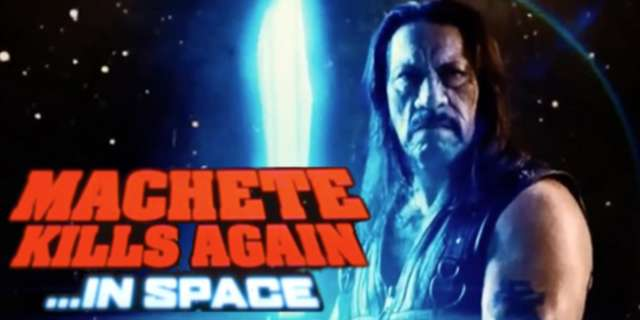 Machete Kills Again... In Space To Begin Filming This Year