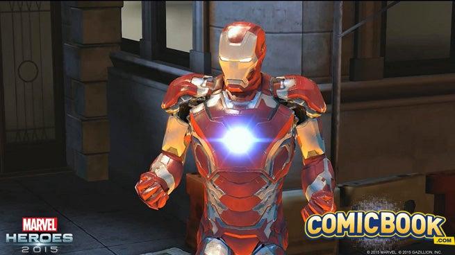 iron man games  free full version
