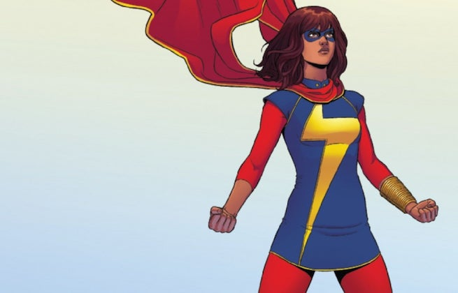 Ms. Marvel 3 cover