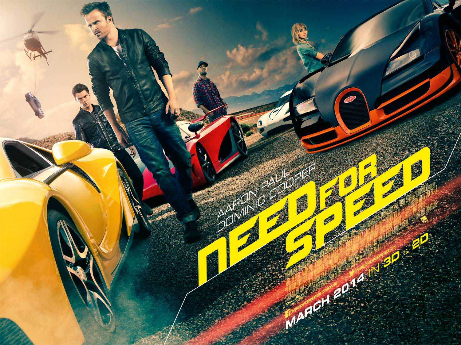 Need For Speed Film 2