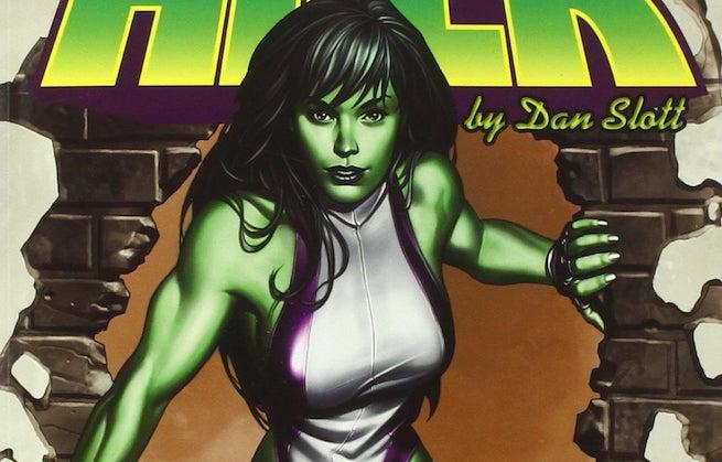 She Hulk TPB cover
