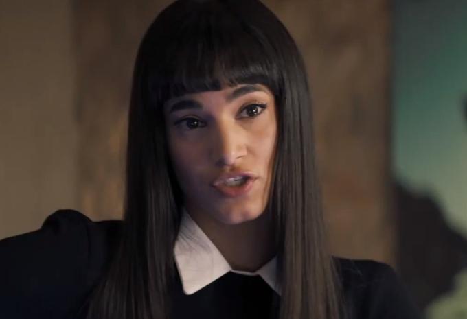 Sofia Boutella Kingsman