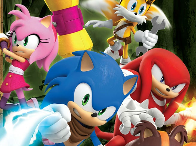 EXCLUSIVE Archie Comics Preview: Sonic Boom #6