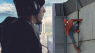 spidermanprank