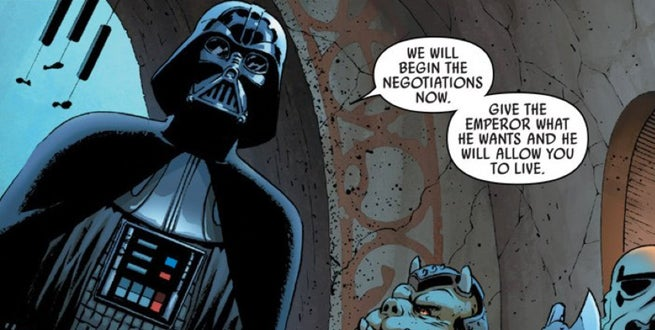 Star Wars: Easter Eggs and References in Marvel's Star Wars #4